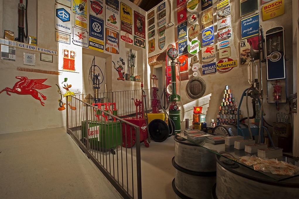 Museo Fisogni interno, completamente restaurato