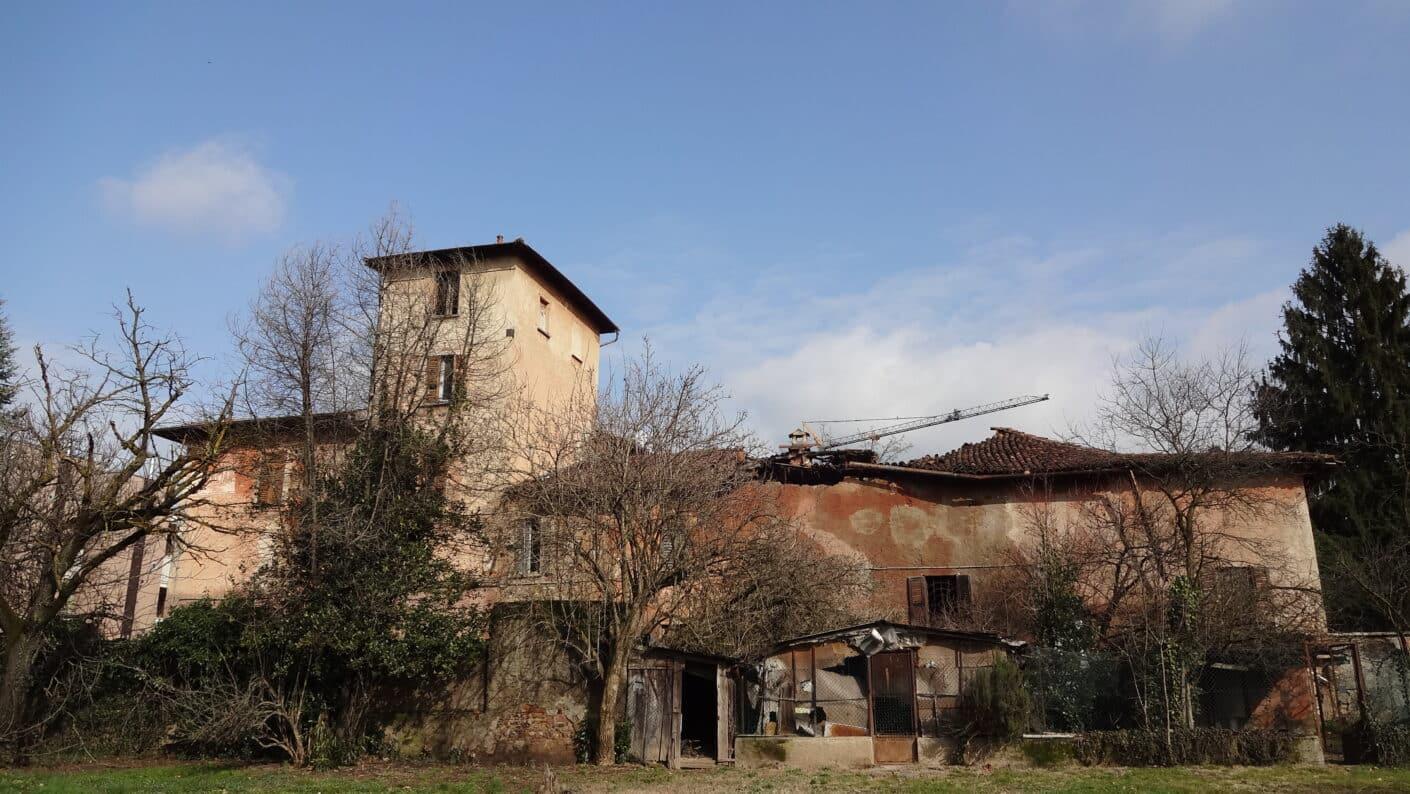 I lavori di restauro del Museo Fisogni - Immagine pre restauro
