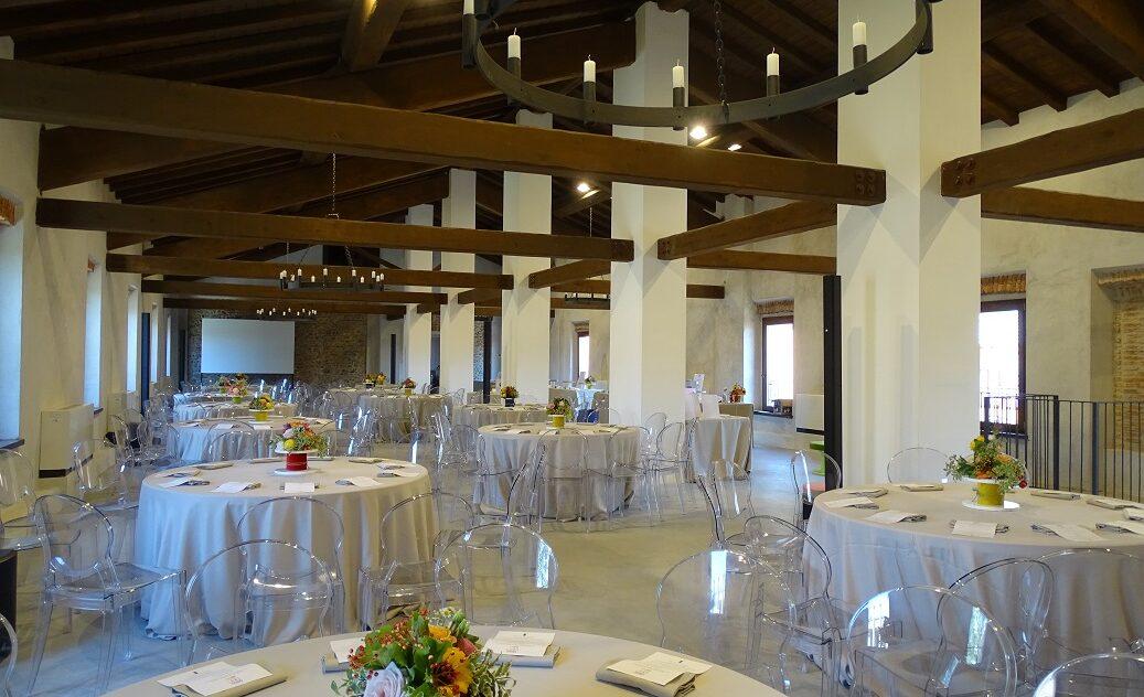 Ricevimento Villa Castiglioni FIsogni