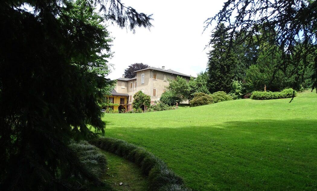 Spazi esterni, Museo Fisogni